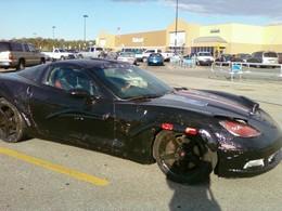 Saucisse du vendredi : Corvette Choucroute