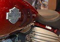 Salon de la Moto 2007 en direct : Harley Davidson Nightster, Fat Bob et Rocker