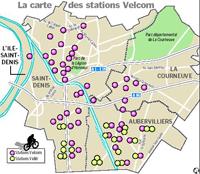 Velcom : bientôt un nouveau système de vélos en libre-service dans le 93