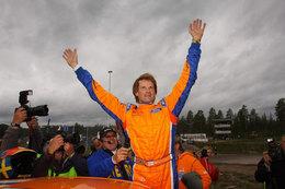 Rallycross Europe : 1ère course pour Grönholm, 1ère victoire !
