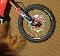 Dakar 2014: Metzeler partenaire du Team HRC Rally