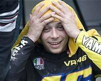 Moto GP - Rossi: Il échappe de peu à une blessure en Motocross
