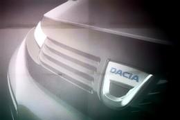 Genève 2009 : avant-première pour le concept de coupé Dacia !