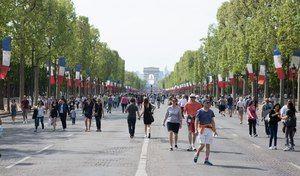 La Mairie de Paris vous met au défi de rester7 jours sans voiture