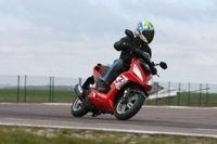 Peugeot Speedfight 3 50 cm3 : Passage au moteur 4 temps