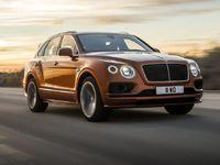 Salon de Genève 2019 - Bentley Bentayga Speed, le plus rapide des SUV
