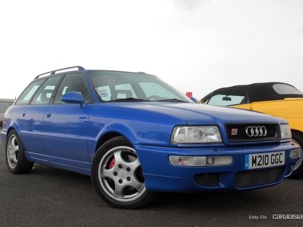 Photos du jour : Audi RS2 (Sport & Collection 2013)