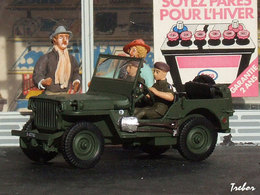 1/43ème - WILLYS Jeep