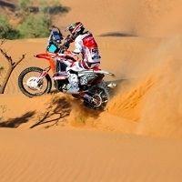 Rallye du Maroc : Joan Barreda prend l'avantage