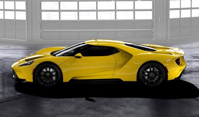 Ford GT: confirmation de deux années de production supplémentaires