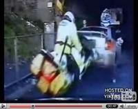 La vidéo du jour : Police anglaise versus voiture versus moto !