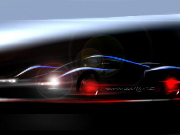 SCG 003: en V12 pour la route et en V6 pour la course