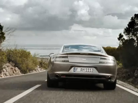 "[vidéo] Aston Martin Rapide ""True Power should be shared"" : 3eme partie"