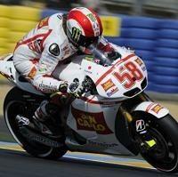 Moto GP - France: Marco Simoncelli répond à nouveau à Jorge Lorenzo