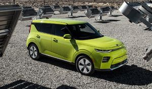 Kia Soul EV : moins efficient que le cousin Hyundai Kona EV