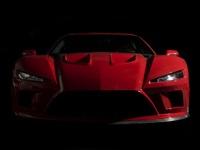Nouvelle Mach7 Motorsports Falcon, la peau rouge