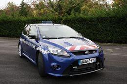 Les Subaru de la Gendarmerie remplacées par des....