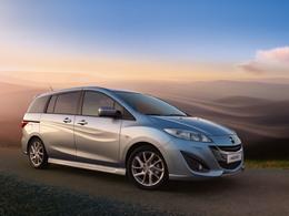 Le partenariat étonnant : des Mazda5 rebadgés Nissan au Japon !