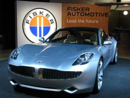 Production finlandaise pour la Fisker Karma