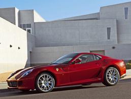 Ferrari 599 HGTE: fin de règne