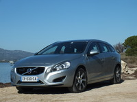 Essai - Volvo V60 Plug-in Hybrid : technopile