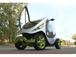 Micron by Exid : rivale du Renault Twizy