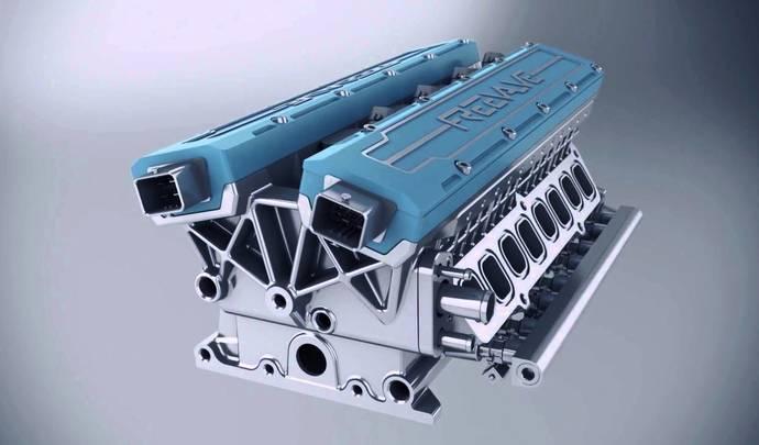 "Koenigsegg: à quand le moteur ""Freevalve"" ?"
