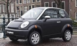 Les TH!NK city électriques débarquent aux Pays-Bas cette année