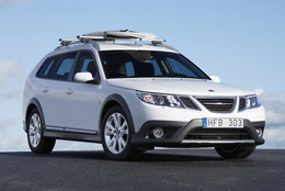 Saab 9-3X: officielle!