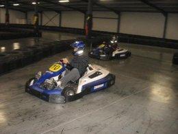 Pôle compétition auto : les karts électriques vont s'en donner à coeur joie !