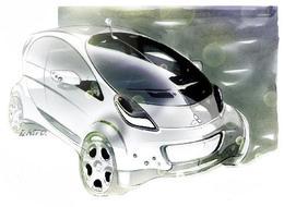 Mitsubishi amènera sa i MiEV
