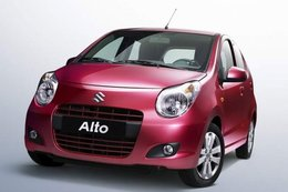 La Suzuki Alto : une petite citadine sobre