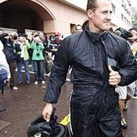 """Formule 1 - Schumacher: """"J'ai pris ma retraite pour sauver Massa"""""""