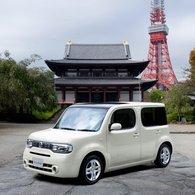 Le nouveau Nissan Cube veut charmer les conducteurs européens