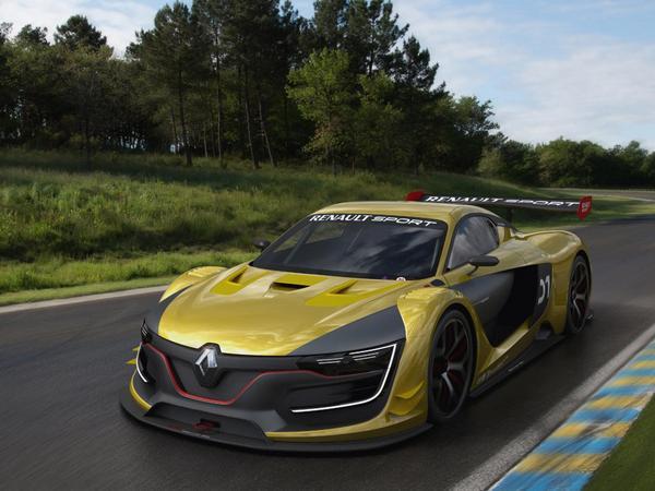 (Vidéo) La Renault Sport R.S. 01 surprise en piste: des envies de supercar?