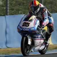 GP125 - France D.3: Maverick Vinales seize ans gagne au métier