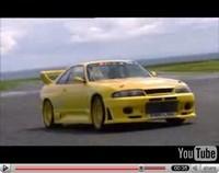 La vidéo du jour : Nissan Skyline GT-R R33 by Jun