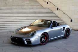 Porsche Speed9 9FF, sur base de 997 Turbo cabriolet