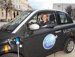 Autos électriques : le projet Vlotte en Autriche avec des Think city