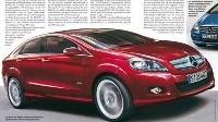 Mercedes CLA: une mini CLS en préparation?