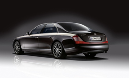 Maybach Zeppelin : le ballon d'or