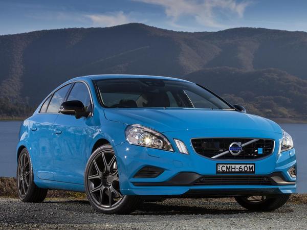 Volvo lance la commercialisation de la S60 Polestar en Australie