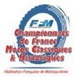 Championnat de France Vitesse Motos Anciennes: les finales ce w.e. au Vigeant (86).