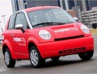 L'auto électrique TH!NK city à la conquête des Etats-Unis