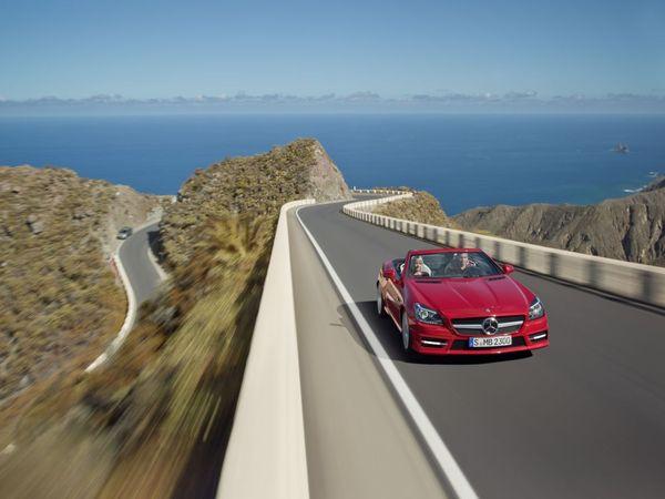 Nouveau Mercedes SLK : les tarifs
