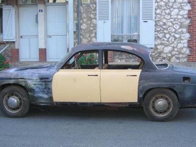Une voiture classée monument historique va être restaurée