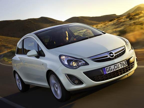 Un nouveau moteur trois cylindres pour la future Opel Corsa