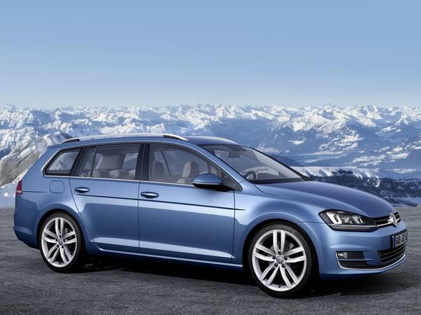 Volkswagen Golf SW : à partir de 19 490 €