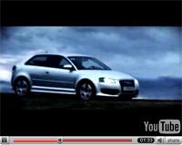 Vidéo: Audi S3 ambiance électro