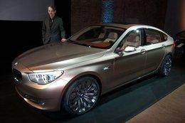 BMW Série 5 Gran Turismo Concept : un grand PAS pour BMW, un petit pas pour l'automobiliste